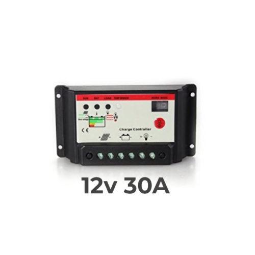 kit-solar-3-Controlador-12v-30A
